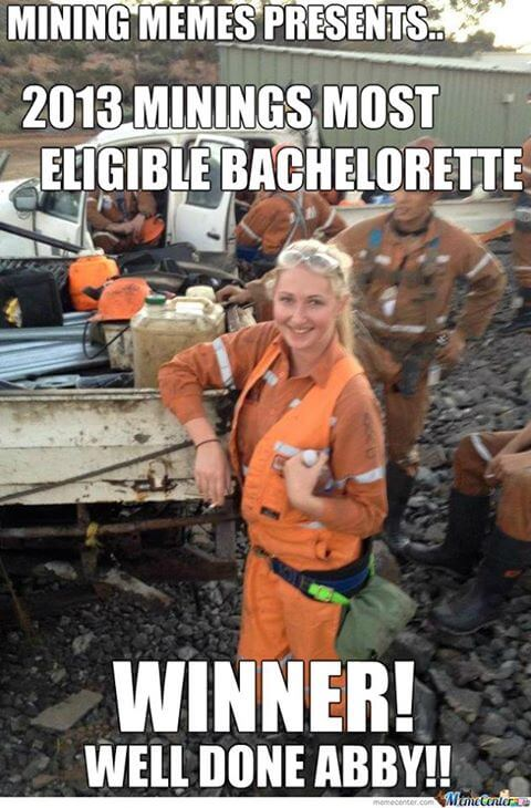 Most Eligible Bachelorette mod 15 awesome mining memes