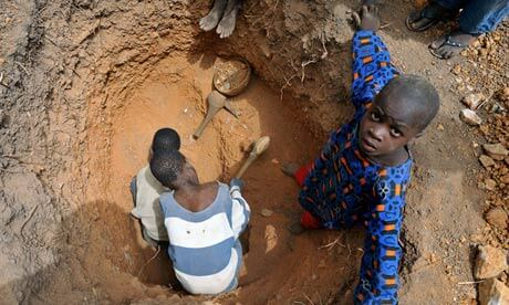 Child Labour Keeps Growing In Nigerian Mines
