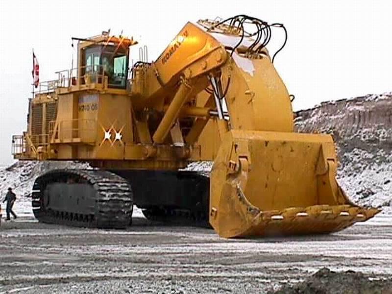 giant cat excavator - photo #15