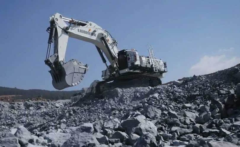 Top 7 biggest mining excavators in the world
