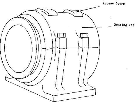 Trunnion Bearing Assembly Ball Mill & Rod Mill