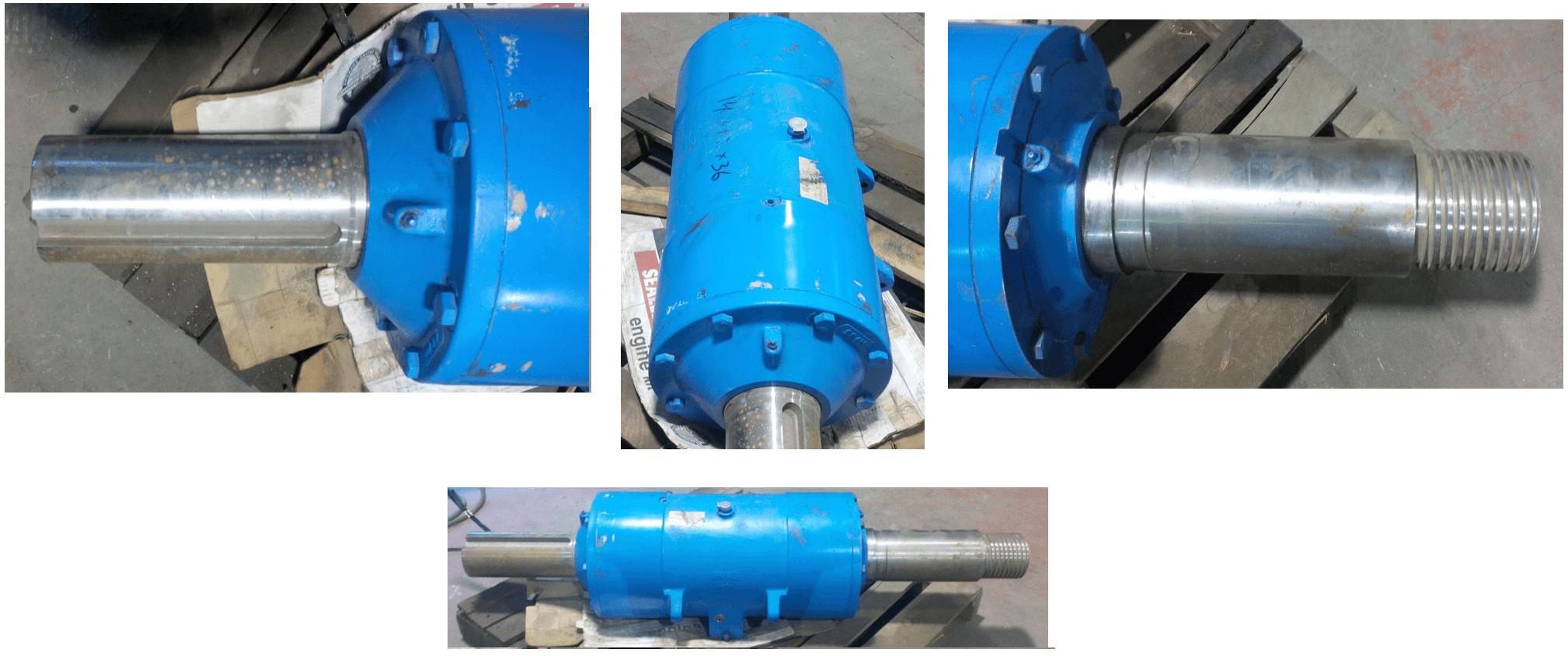 srl pump barrel assembly  u0026 key parts