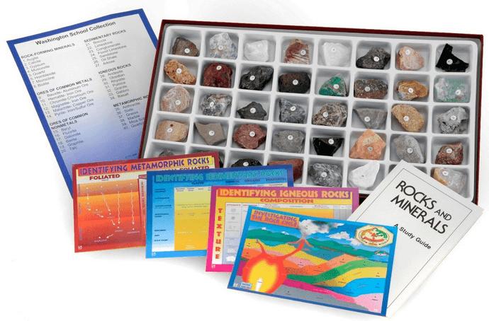 Rocks and Minerals Science Kit