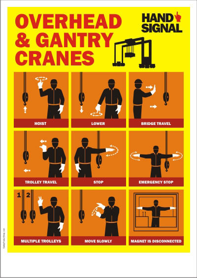 Overhead crane safety precautions : Mill operator crane operation safety mineral processing