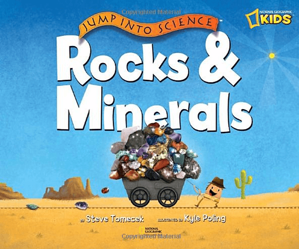 Rocks And Minerals For Kids Geology