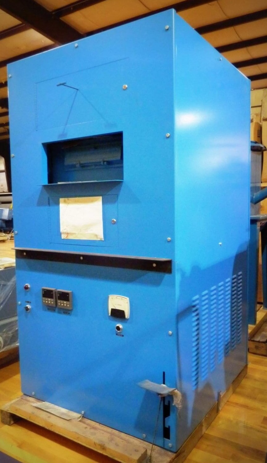 Msa Fire Assay Furnace For Sale Mineral Processing