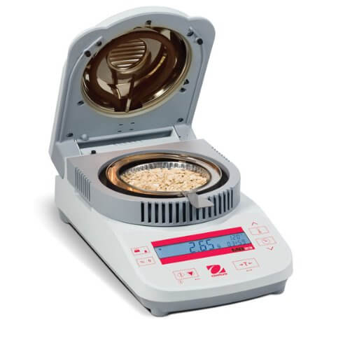 Filter Cake Moisture Analyzer Scale To Measure Humidity