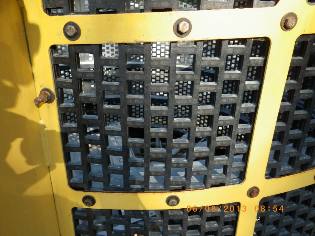 SAG mill trommel screens