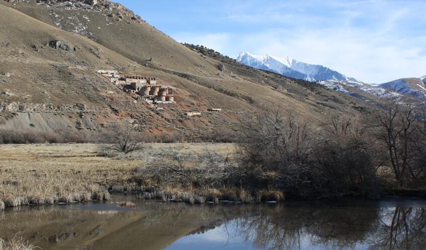 Abandoned Mine at Genola Utah mod