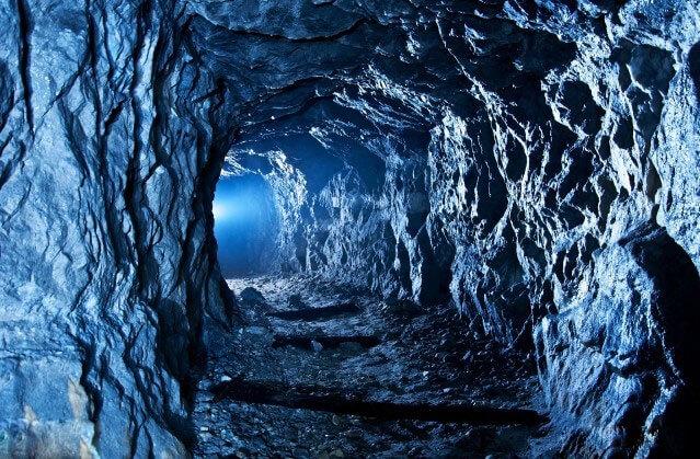 Abandoned White Calcite Mine Russia mod
