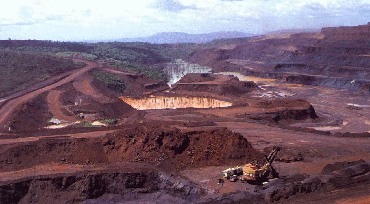 Carajas Mine Brazil mod