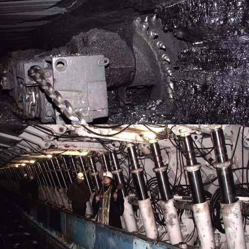 Lenin mine in Mezhdurechensk mod