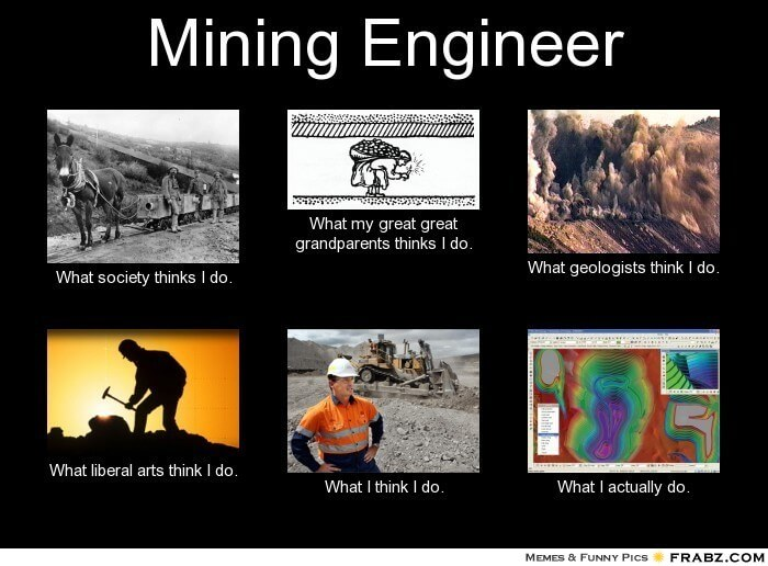 Mining Engineer mod