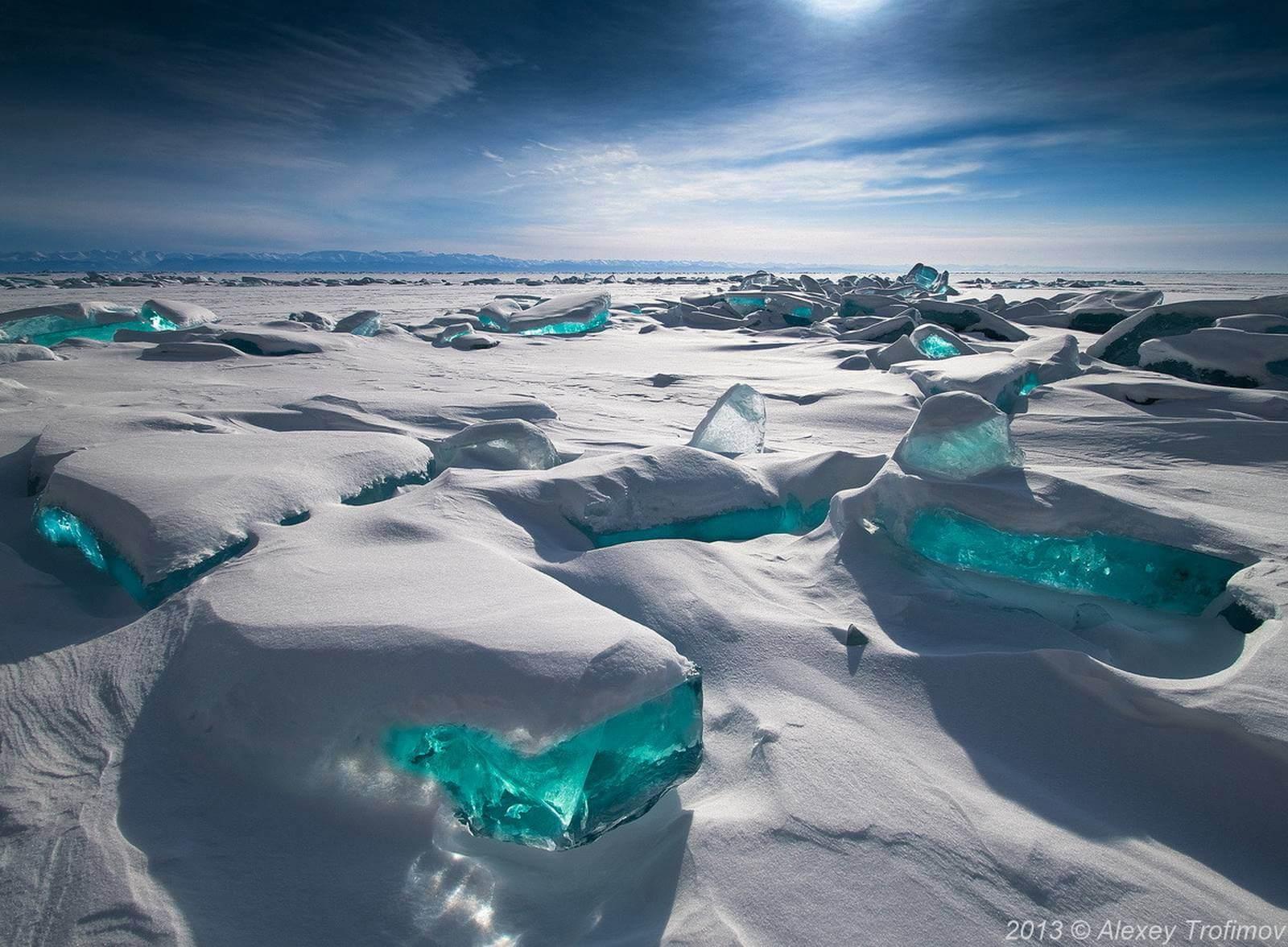 The famous Listerine Mines of Lake Baikal mod