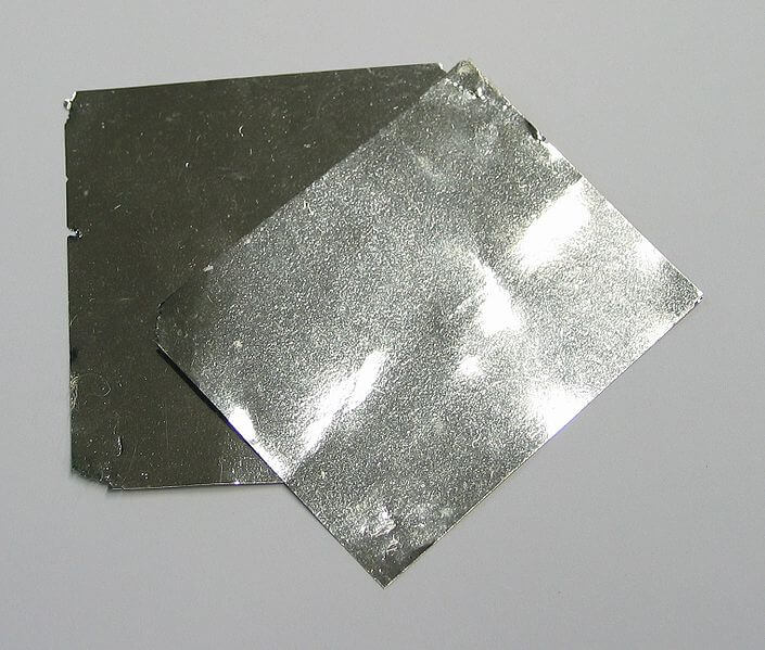 Iridium is part of some rare metals