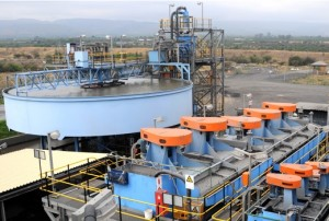 Mining process based on bacterias unlocks gold in South Africa