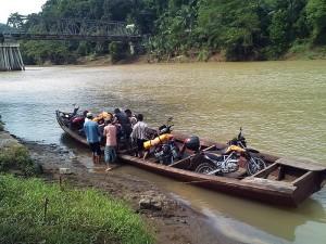 Cikaso river, Indonesia Wikimedia