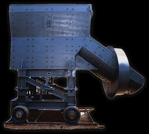 Ball Mill feed chute