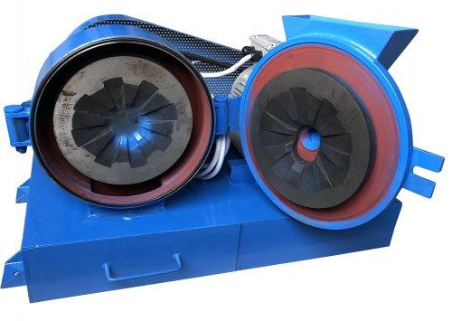 Disk Pulverizer