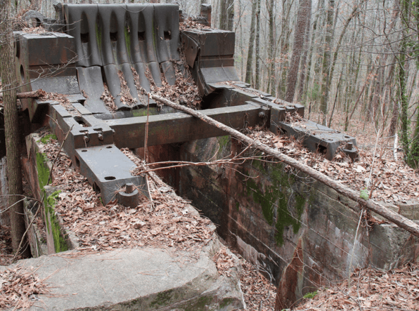 Fairmount type crusher