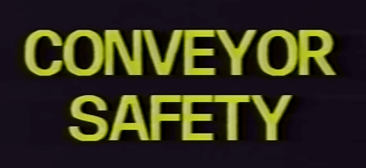 Conveyor Safety Talks