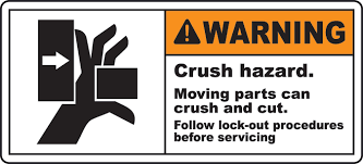 crusher safety