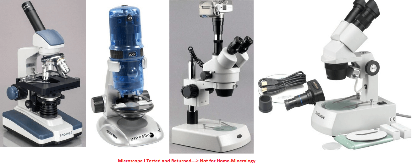 microscope that suck