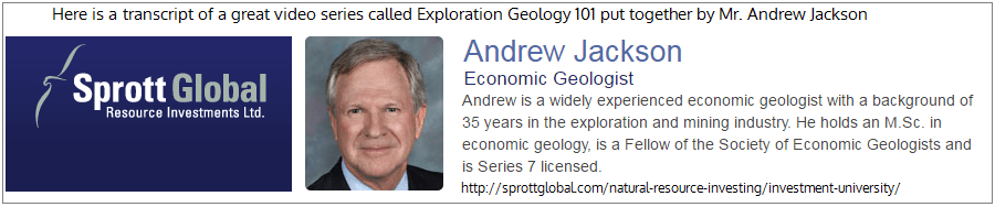 online-geology-course