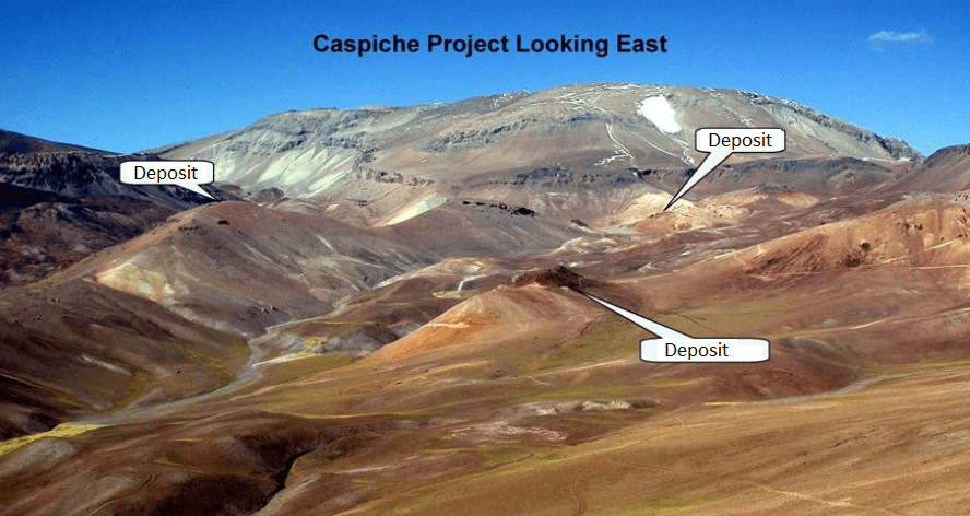 Epithermal Gold Deposits Characteristics in Chile