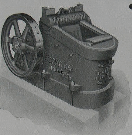 Traylor Bulldog Jaw Crusher