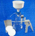 Vacuum Filter Kit with Hand Pump