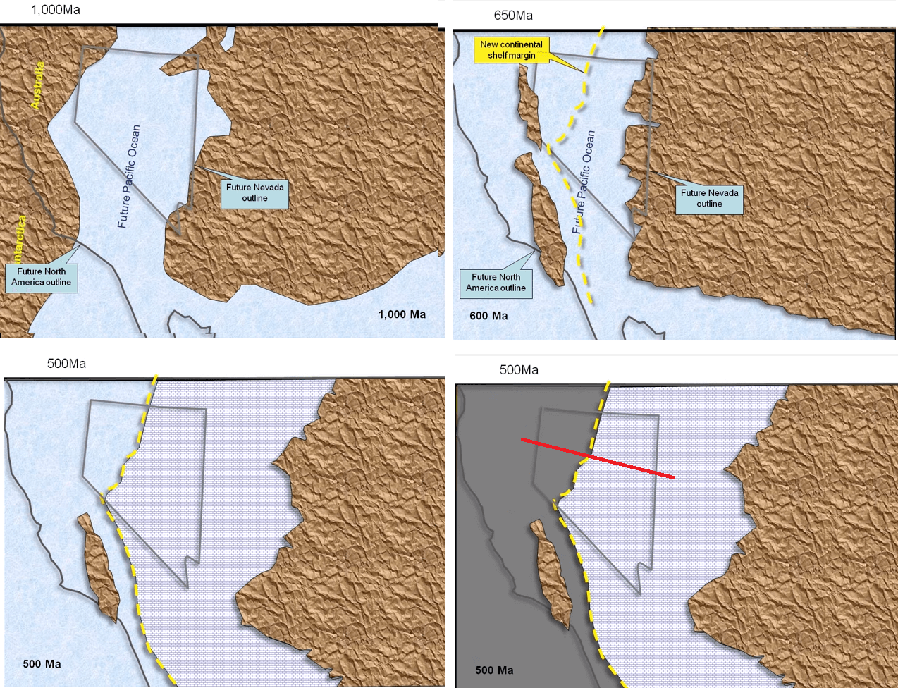 formation of Carlin Gold Deposits