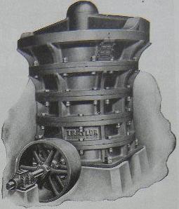 Gyratory Crusher Traylor Engineering