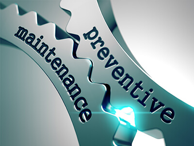 The difference between predictive maintenance and preventive.