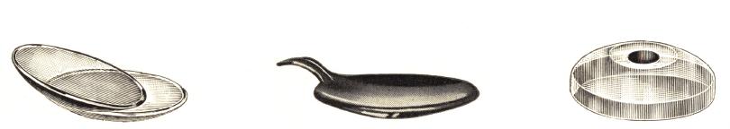 BALANCE PAN, Glass