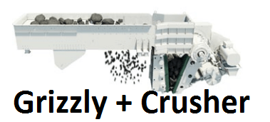 Grizzly Crusher