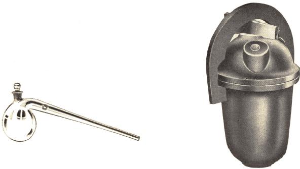 mercury retort system