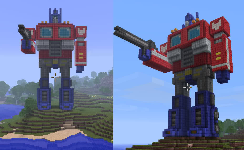 Robots in Blocksguise