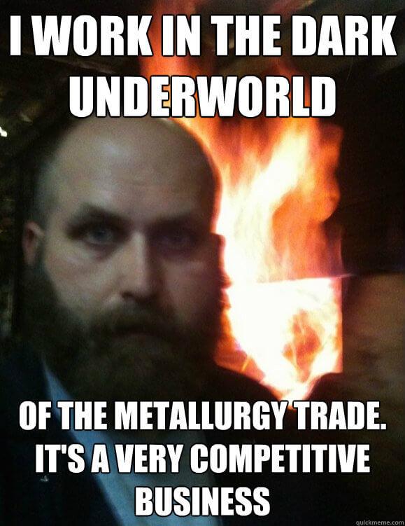 Worst Metallurgists