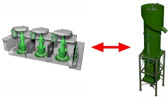Flotation-columns_and_mechanical_cells_