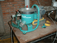 Laboratory Knelson Concentrator