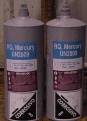 Mercury Bottles