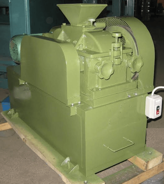 portable roll crusher