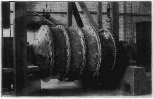 Hardinge Mill Used in Grinding Tests