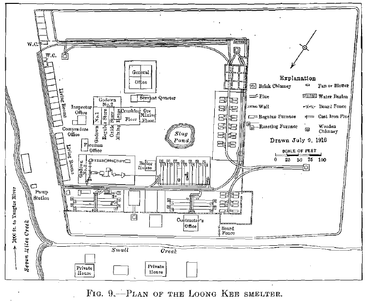 Plan of the Loong Kee