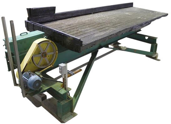 used-wilfley-concentrating-table-for-sale