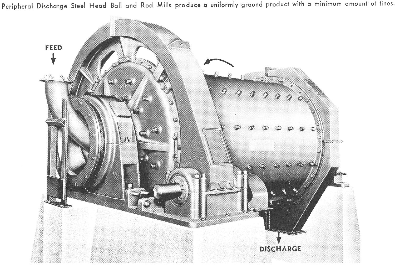 Discharge Steel