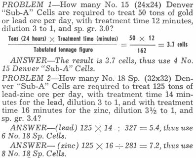 Flotation_Cell_Sizing_Calculation