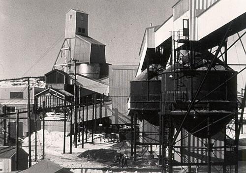 Fluorspar Mine
