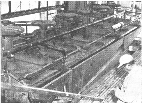 Mercury Flotation Mill